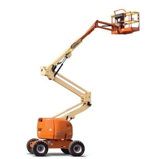 Xe nâng người Z Boom Lift (dạng khớp gập)