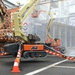 THV lộ diện hàng loạt xe nâng người Boom Lift JLG