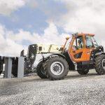 Ứng dụng xe telehandlers cho những công việc nặng