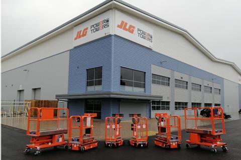 Cơ sở Power Towers mới ở Leicester, Vương quốc Anh.
